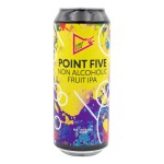 Point Five non Alcoholic Fruit IPA (bezalkoholowe 0,5%), Browar Funky Fluid