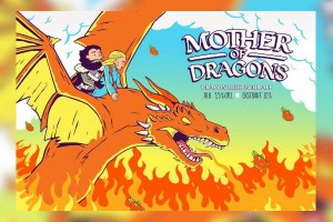 Piwo Mother Of Dragons (Dragon Fruit Sour Ale) 500ml