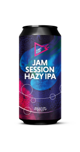 Piwo Jam Session (New England IPA), Browar Funky Fluid