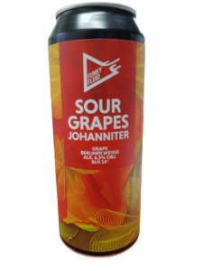 Piwo Sour Grapes Johanniter, Browar Funky Fluid