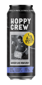 Hoppy Crew Where Do You Go?, Browar PINTA