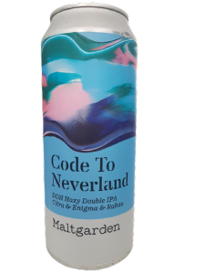Piwo Code To Neverland, Browar Maltgarden